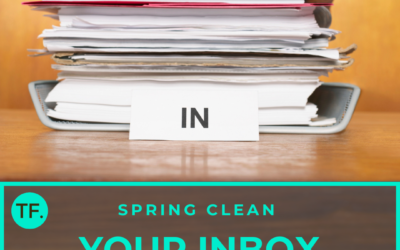 Spring clean your inbox
