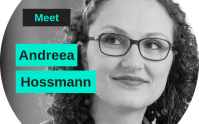 TechFace Podcast with Andreea Hossmann