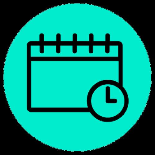 Part Time Employment icon