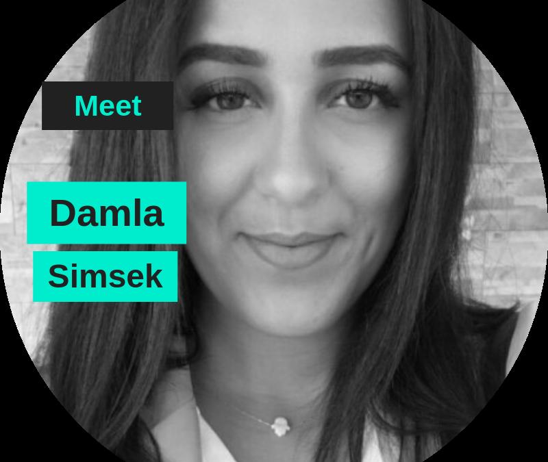 TechFace Podcast with Damla Simsek