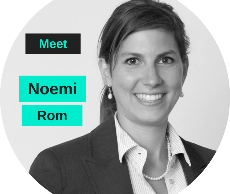 TechFace Podcast with Noemi Rom