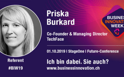 TechFace @ Business Innovation Week 2019