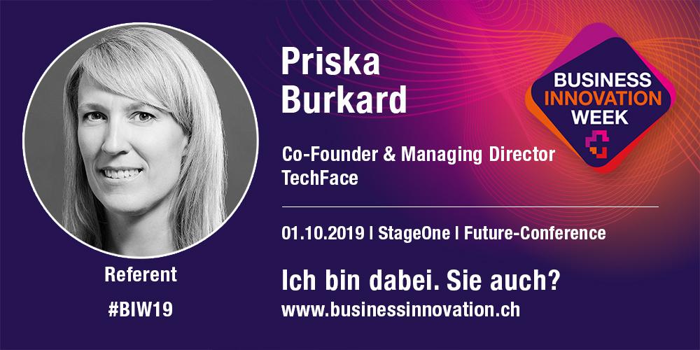 TechFace @ Business Innovation Week 2019