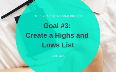 Goal #3: Create a Highs and Lows List