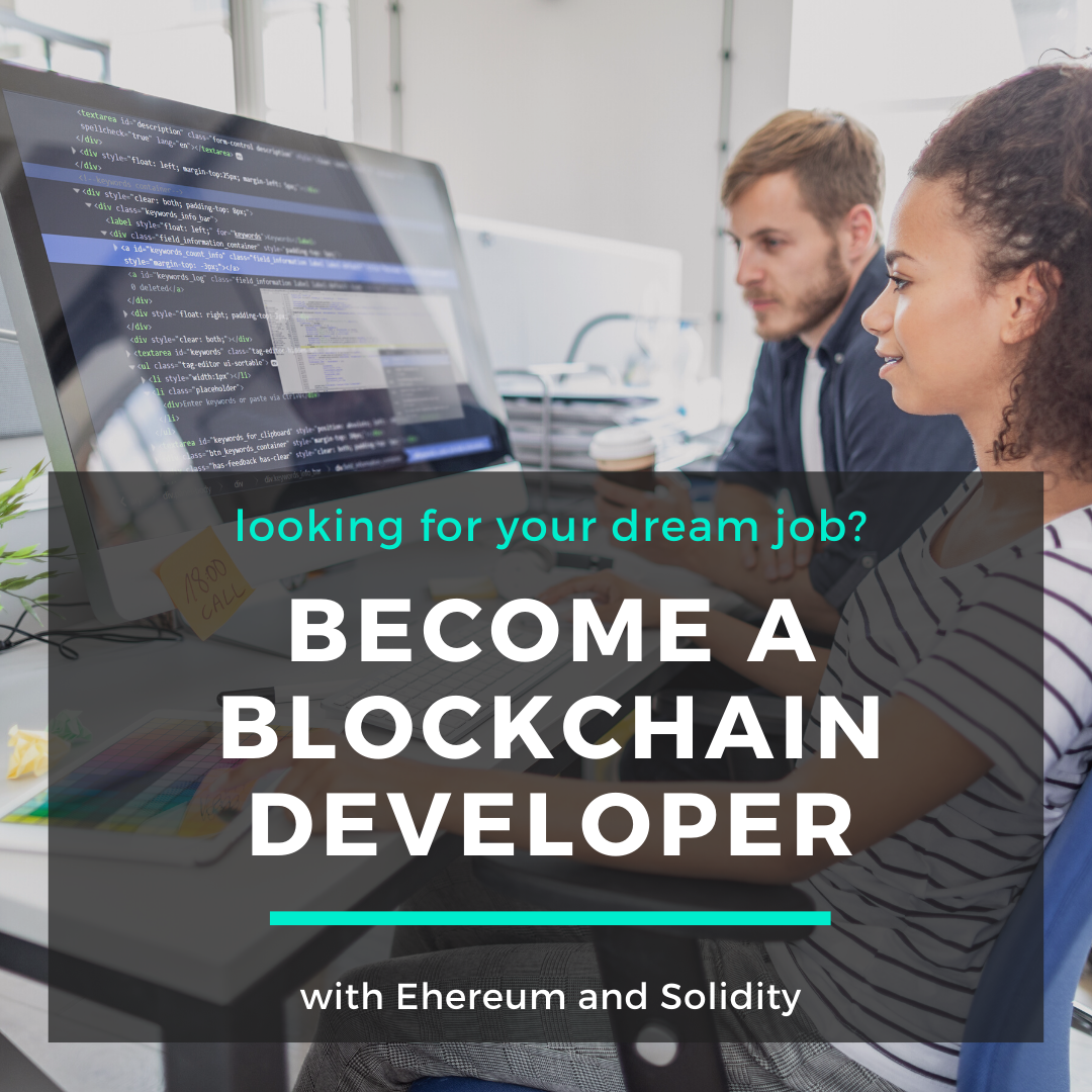 how to become a cryptocurrency developer