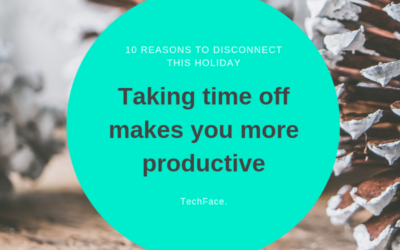 10 reasons to disconnect this holiday