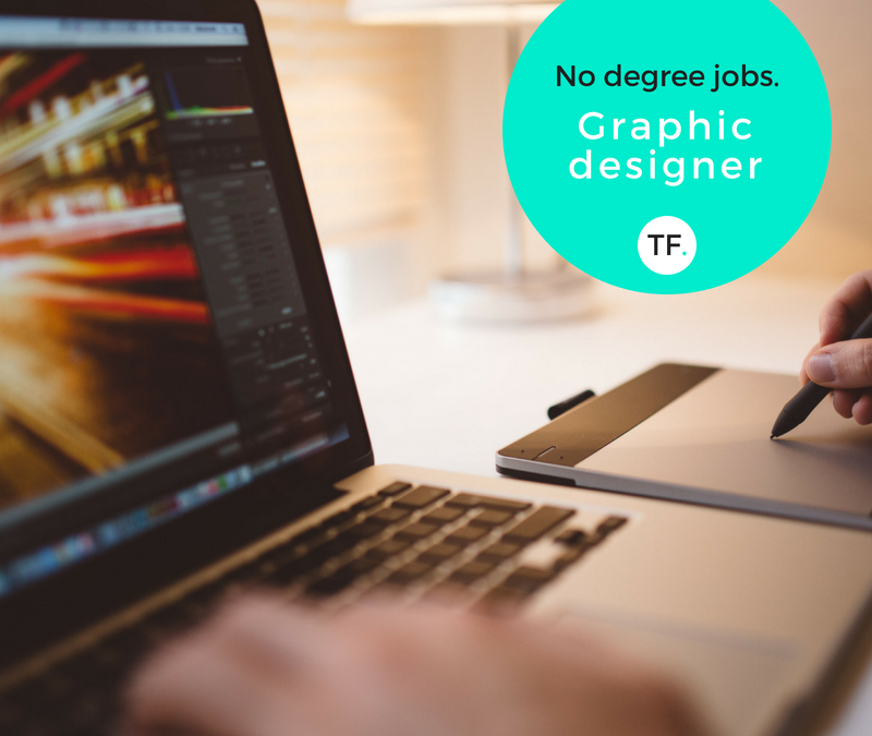 2 high-paying, creative jobs that don't require a degree