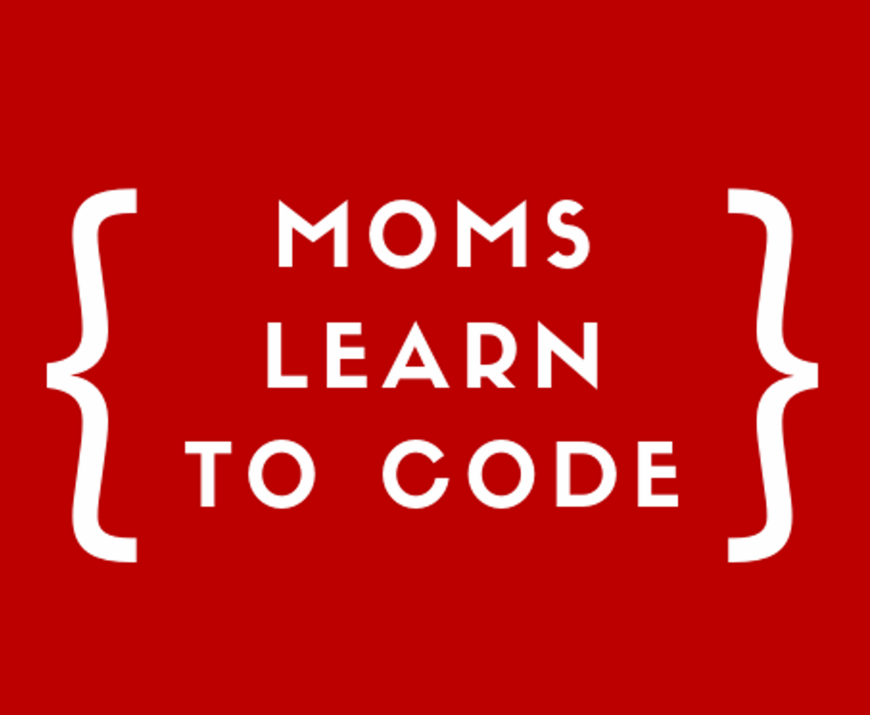 Moms Learn to Code Logo