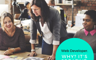 5 reasons why being a web developer is #awesome
