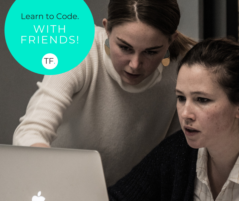 Four steps to learn to code