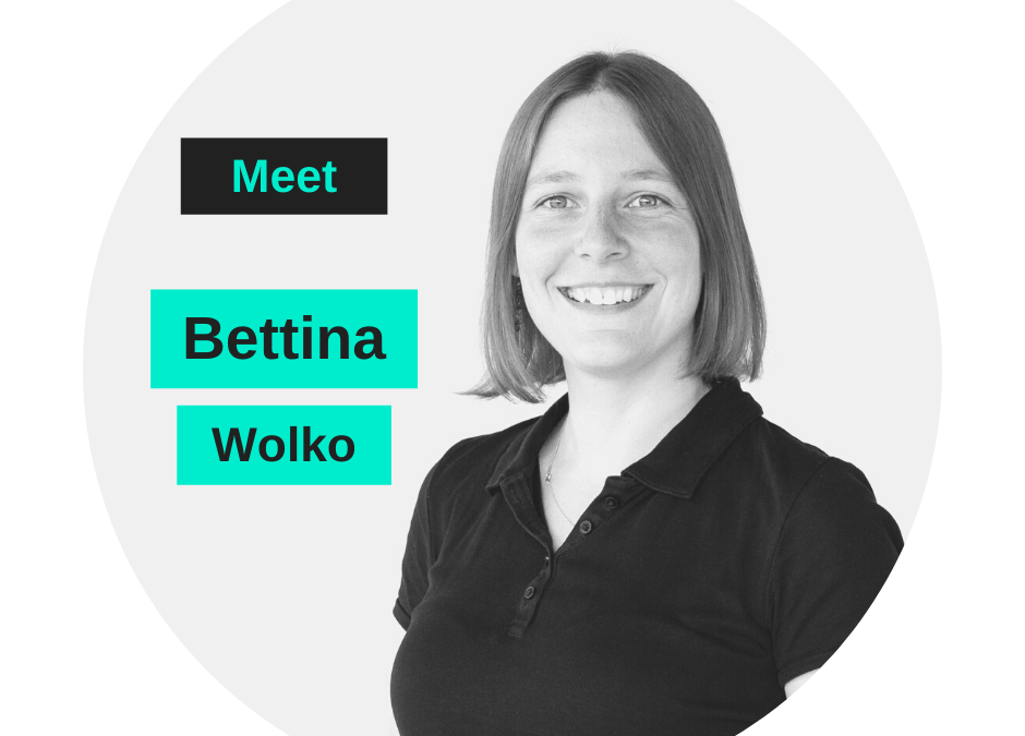 TechFace Podcast with Bettina Wolko