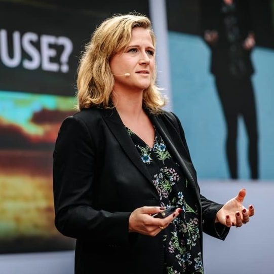 Marisa Tschopp Researcher scip AG