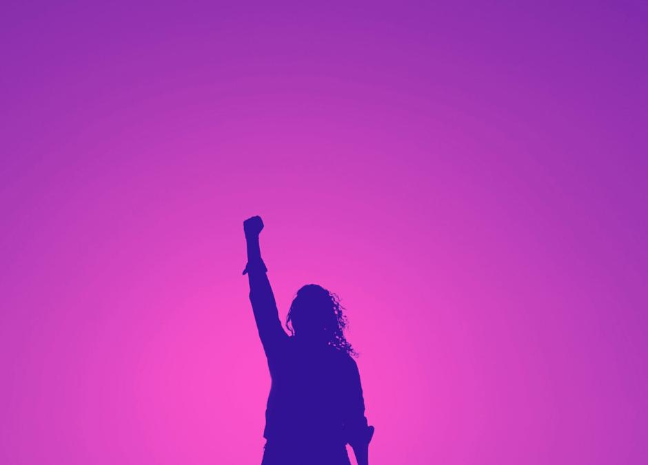 Did You Wear Purple on International Women's Day?