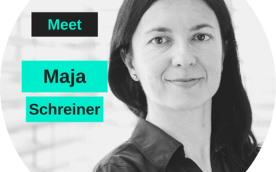 Tech Inspired with Maja Schreiner