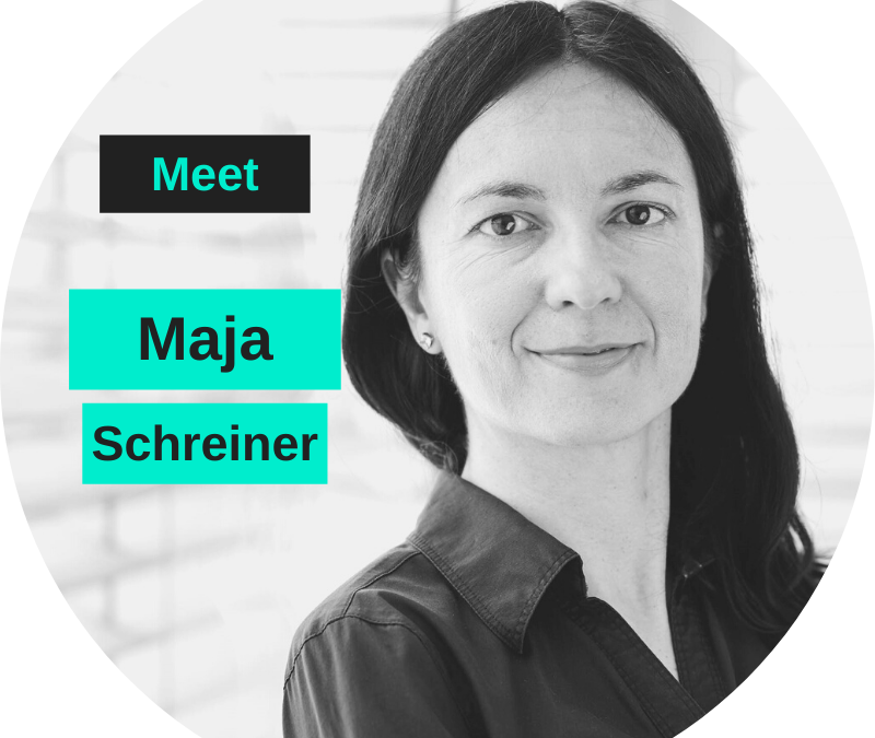 TechFace Podcast with Maja Schreiner