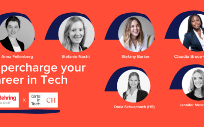 Supercharge your career – 4 women in STEM share their experiences
