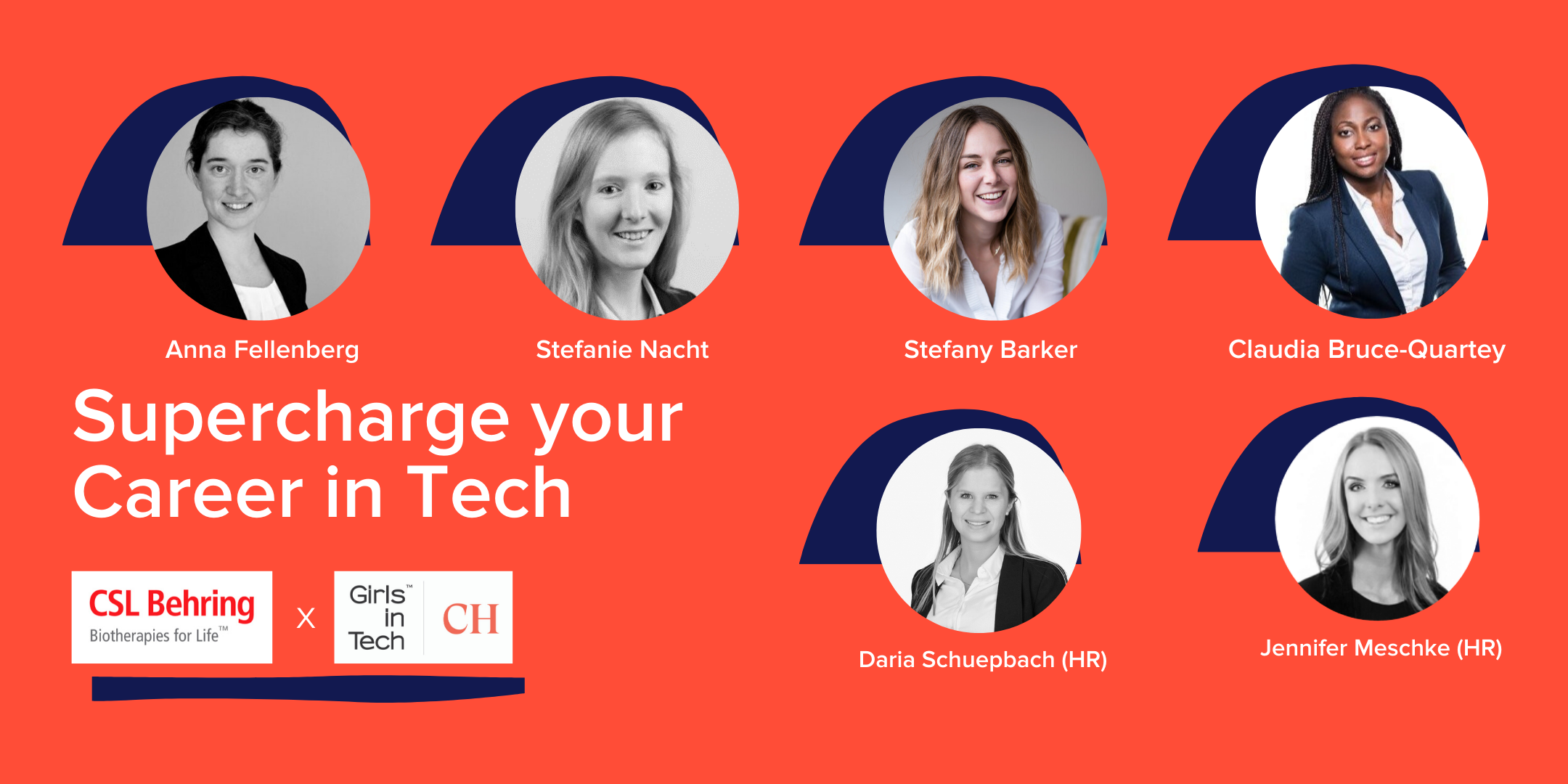 4 amazing women in tech