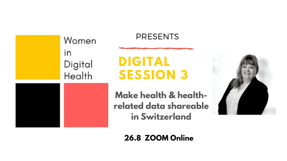 Women in Digital Health Aug 2020 Event
