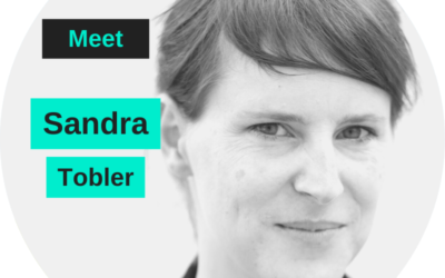 TechFace Podcast with Sandra Tobler