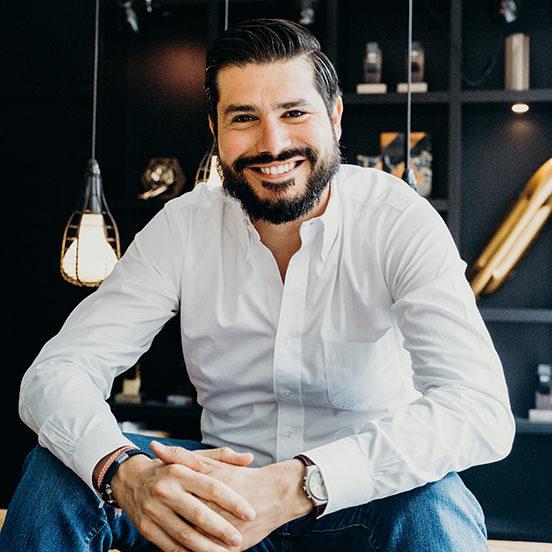 Julian Studer CEO Loriot AG