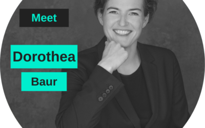 Tech Inspired with Dorothea Baur
