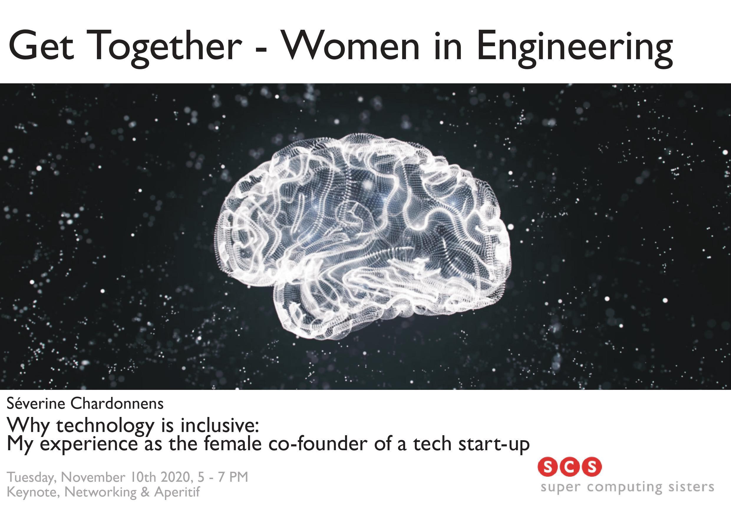 Tech women coding