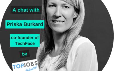 Topjobs im Wandel – Priska Burkard zu Gast im Berufspodcast von Christoph Stelzhammer