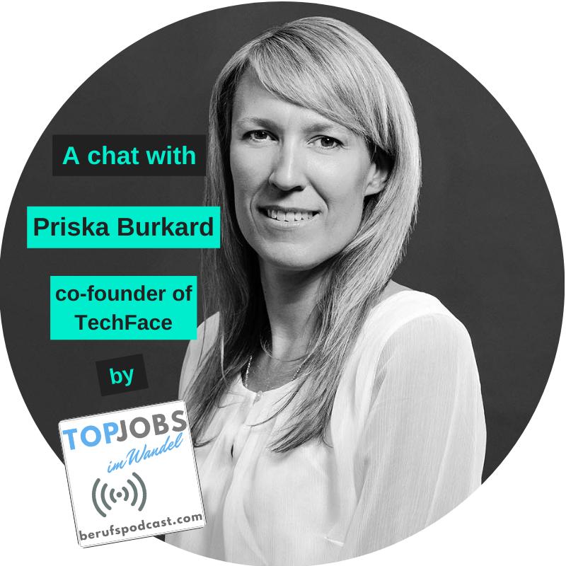 Podcast Tobjobs im Wandel with guest Priska Burkard