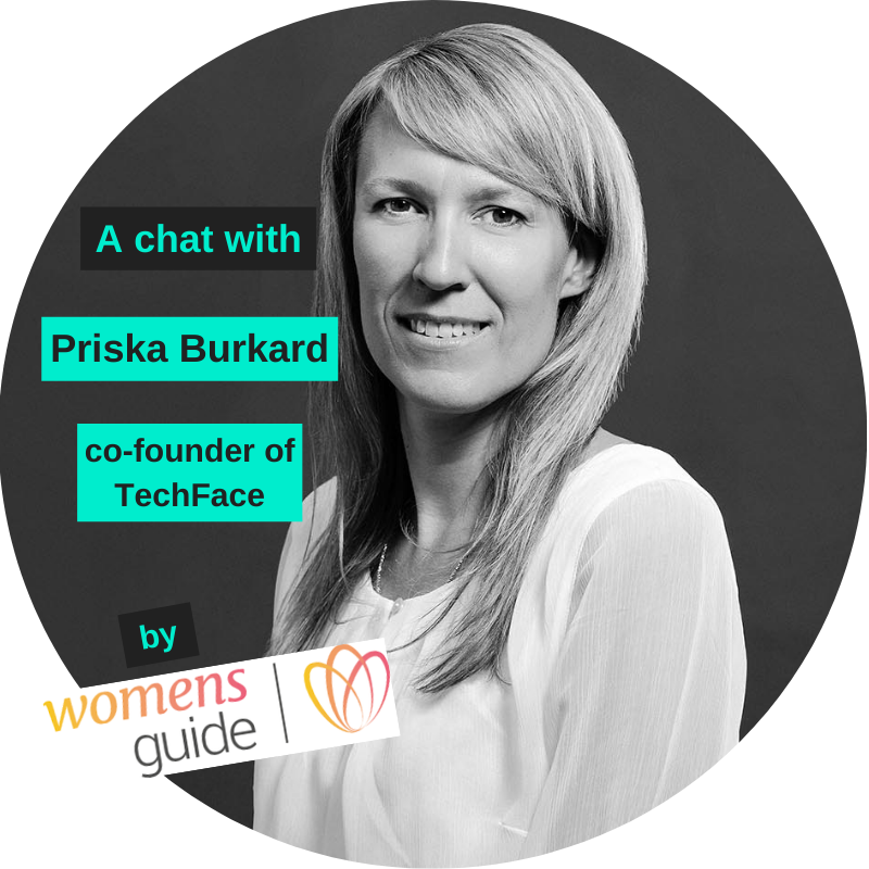 Podcast womens' guide with Priska Burkard