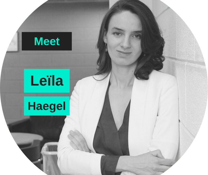 Tech Inspired with Leïla Haegel