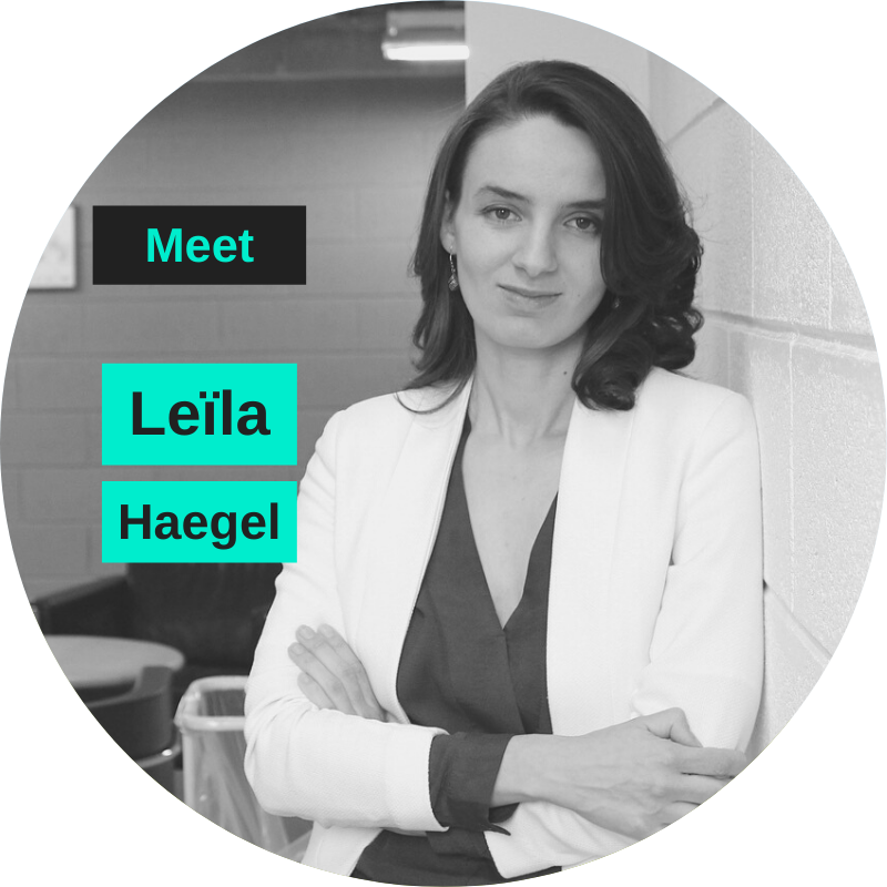 Leila Haegel Podcast Tech Inspired