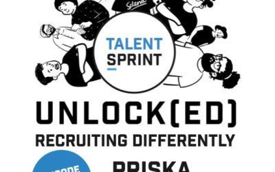 The Unlocked Podcast with our Co-Founder Priska Burkard