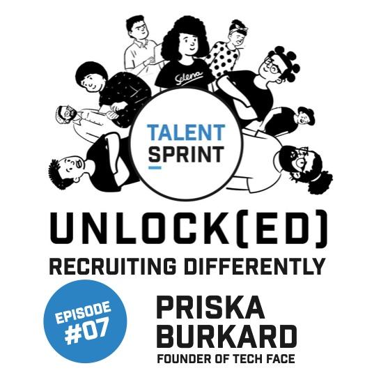 Podcast Unlocked with Priska Burkard