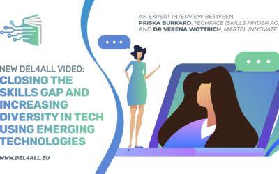 Closing the skills gap using emerging technologies