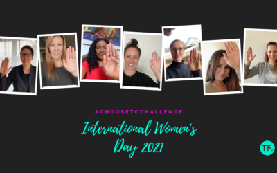 Choose To Challenge – IWD21