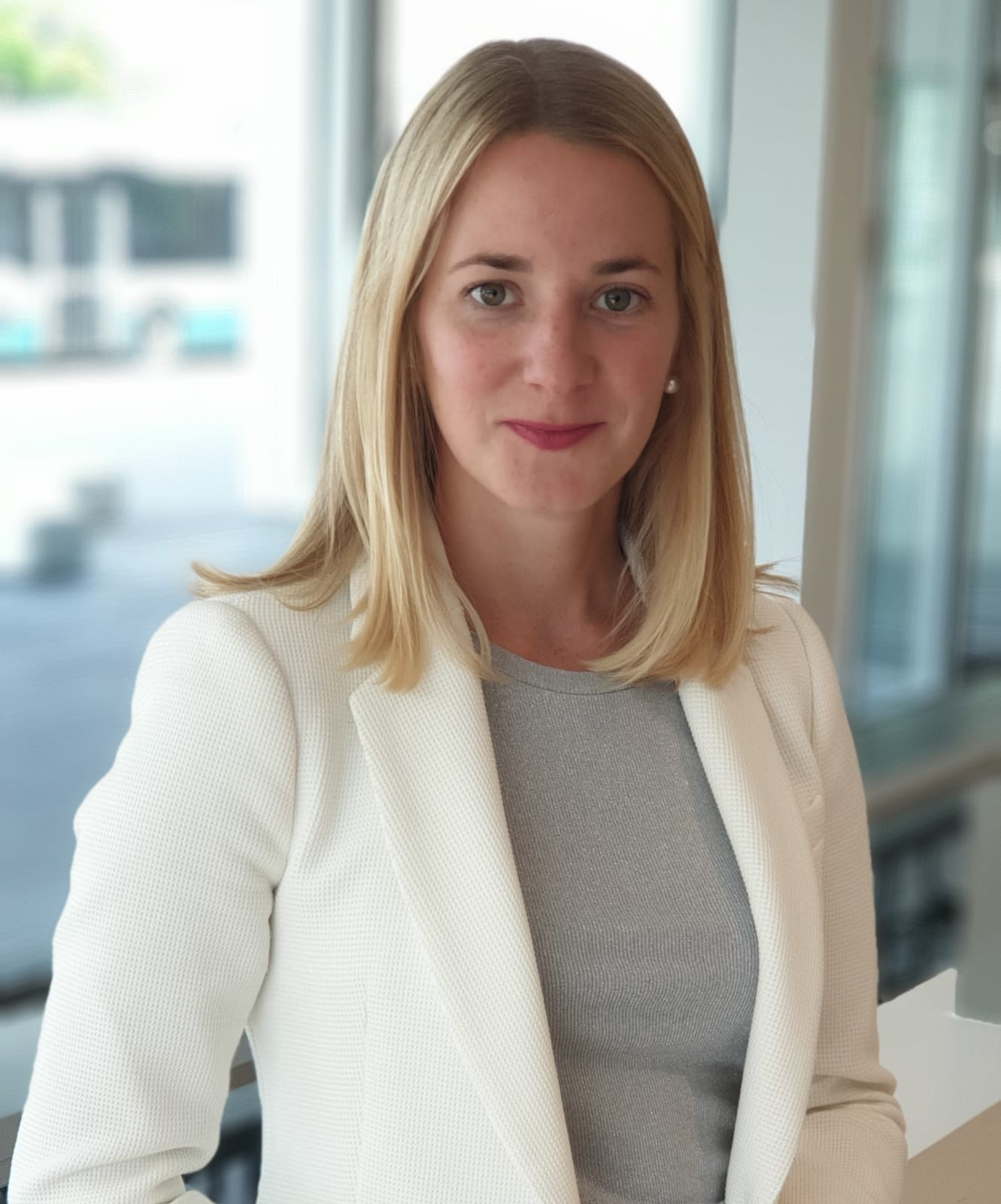 Alexandra Haas - Swisscom