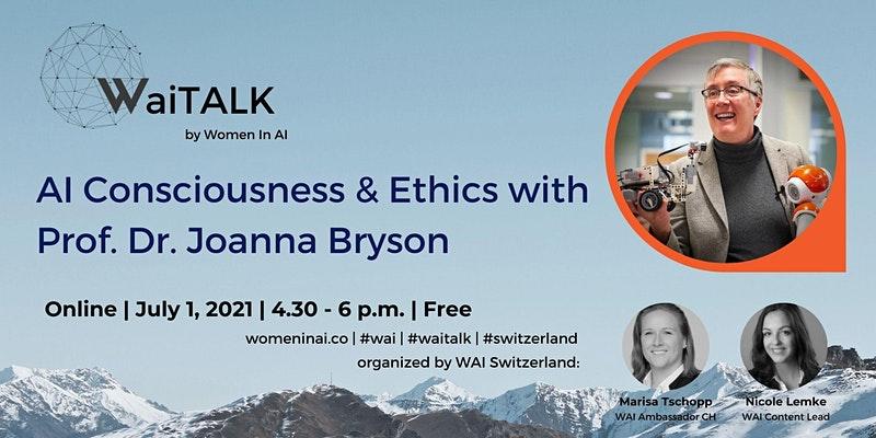 WAITalk with Joanna Bryson