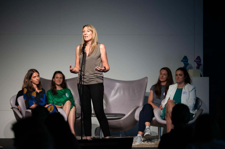 Female Innovation Forum - Priska Burkard