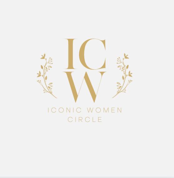 Iconic Women Circle logo