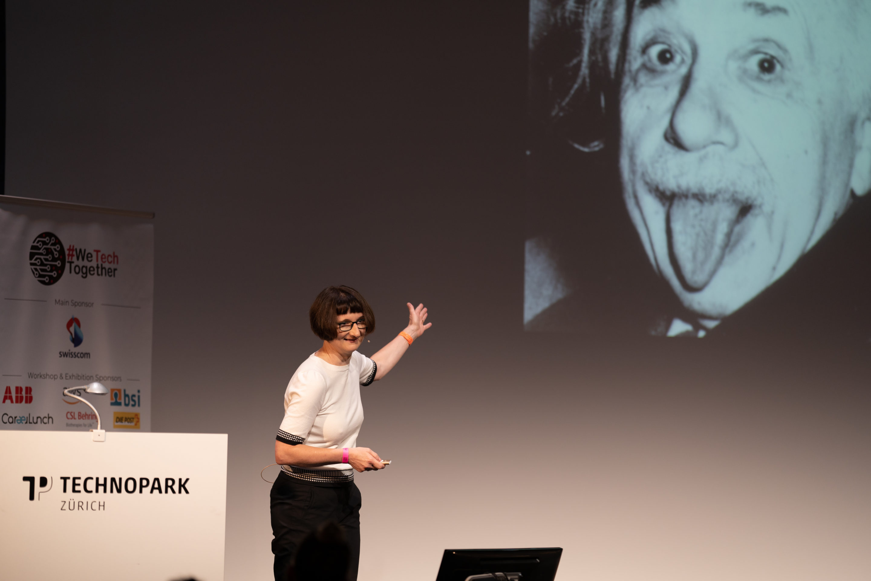 Heike Riel - Keynote