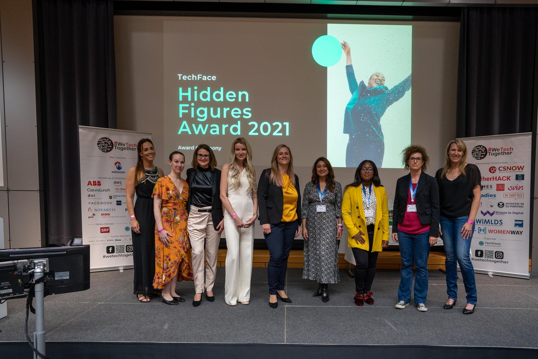 Zulma Prieto - Hidden Figures Award Winner 2021 Category Startup